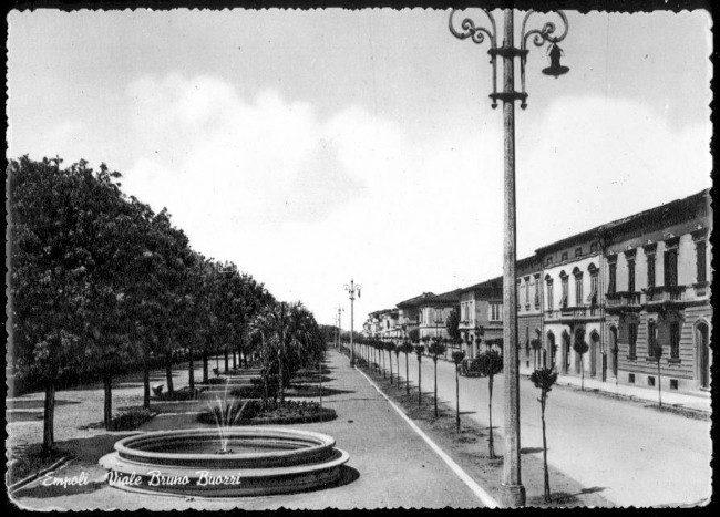 Una Cartolina Dal Viale Buozzi Ovvero Parco Della Rimembranza