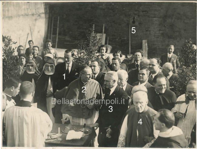 Empoli - Posa prima pietra SS Annunziata - Copia