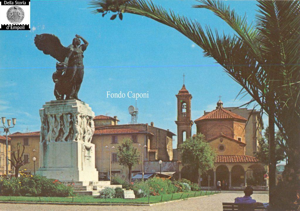Fondo Pietro Caponi: Empoli Volume II, Pag. 39: Piazza Della Vittoria E Parco Della Rimembranza