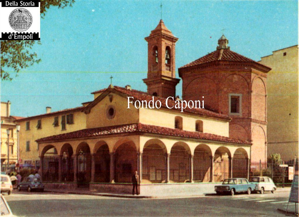 Fondo Pietro Caponi: Empoli Volume II, Pag. 45:  Miscellanea Di Elementi Monumentali