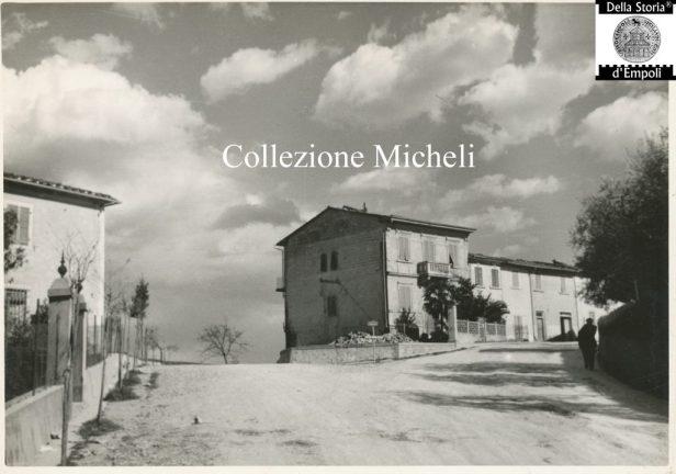 Cerreto Guidi - Incrocio Via Vittorio Veneto con Via Pianello Val Tidone