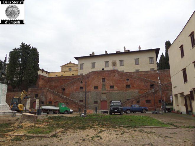 Cerreto Guidi Piazza Nuova