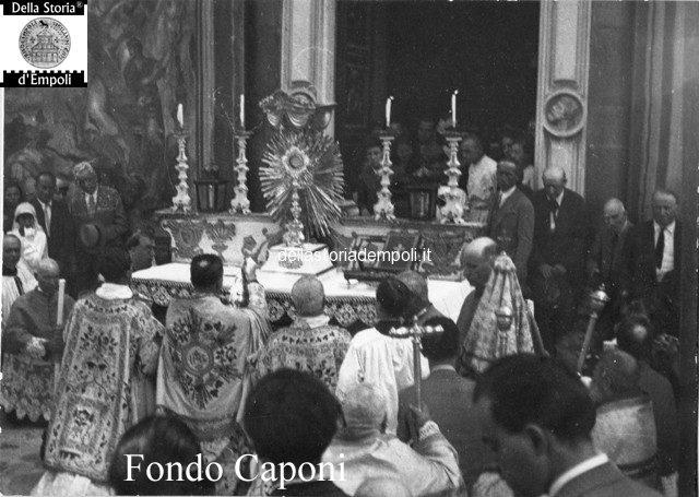 Collegiata S. Andrea di Empoli processione
