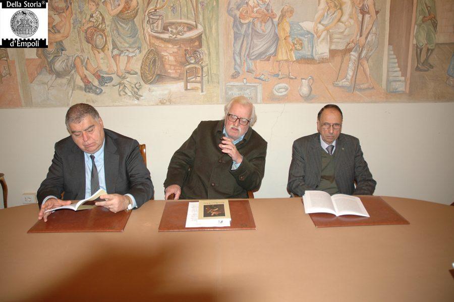 Giovanni Marchetti Da Empoli: Il Libro Sugli Atti Dell'incontro 17 Nov 2012 – Di Carlo Pagliai