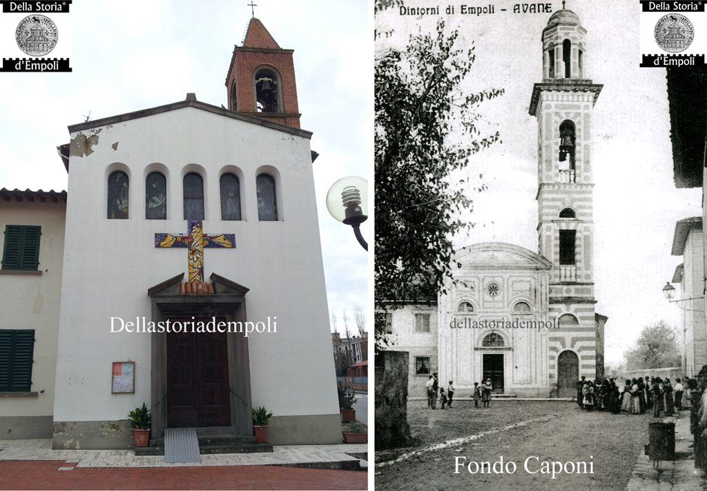 Chiesa Di S. Iacopo Ad Avane… Ieri E Oggi