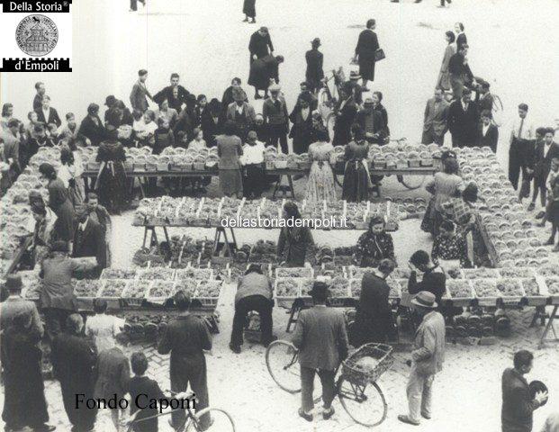 Empoli - Festa dell'uva in Piazza del Popolo