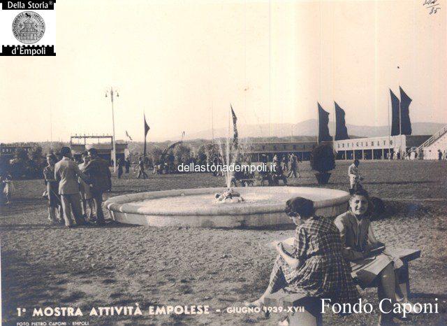 Mostra attività empolesi allo stadio Martelli