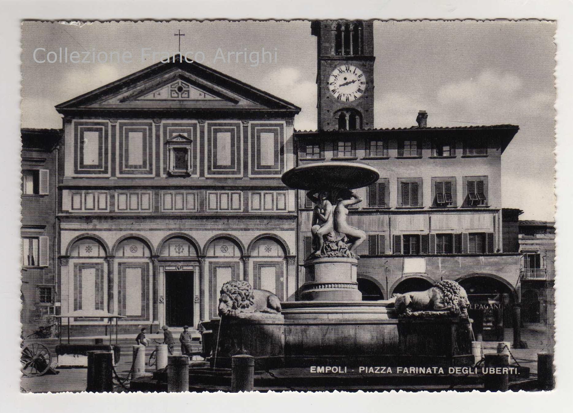 Empoli Piazza Dei Leoni Anni 30 Montepagani 2