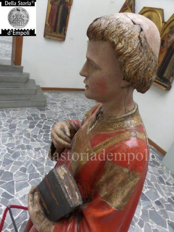La statua lignea del Valdambrino