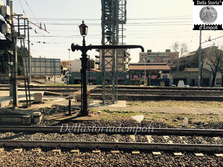 Empoli – Stazione Ferroviaria Pompa Acqua Locomotive 12 03 2015