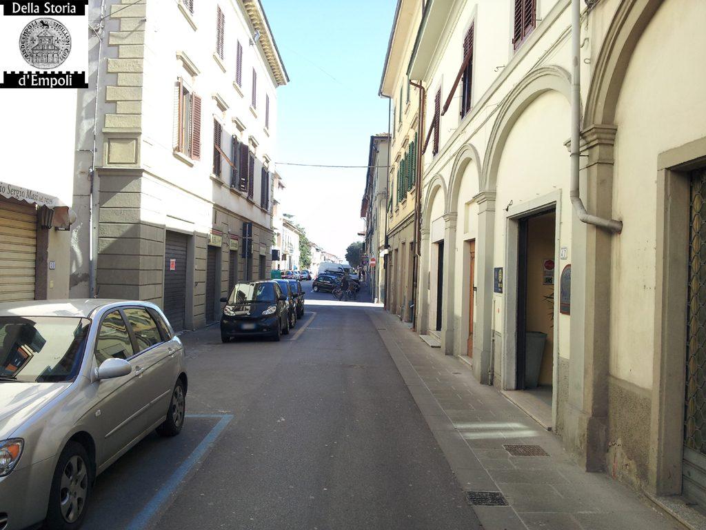 Sui Fossati Del Castello D'Empoli – Di Carlo Pagliai