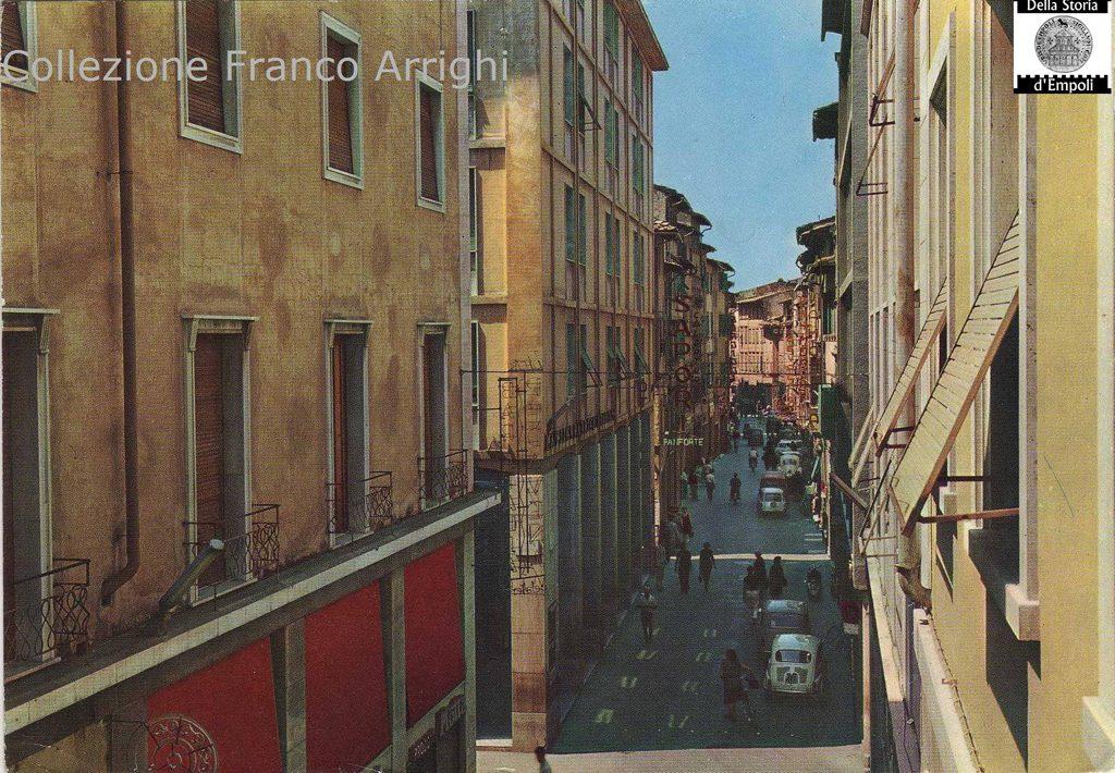 Empoli Via Del Giglio Anni 60