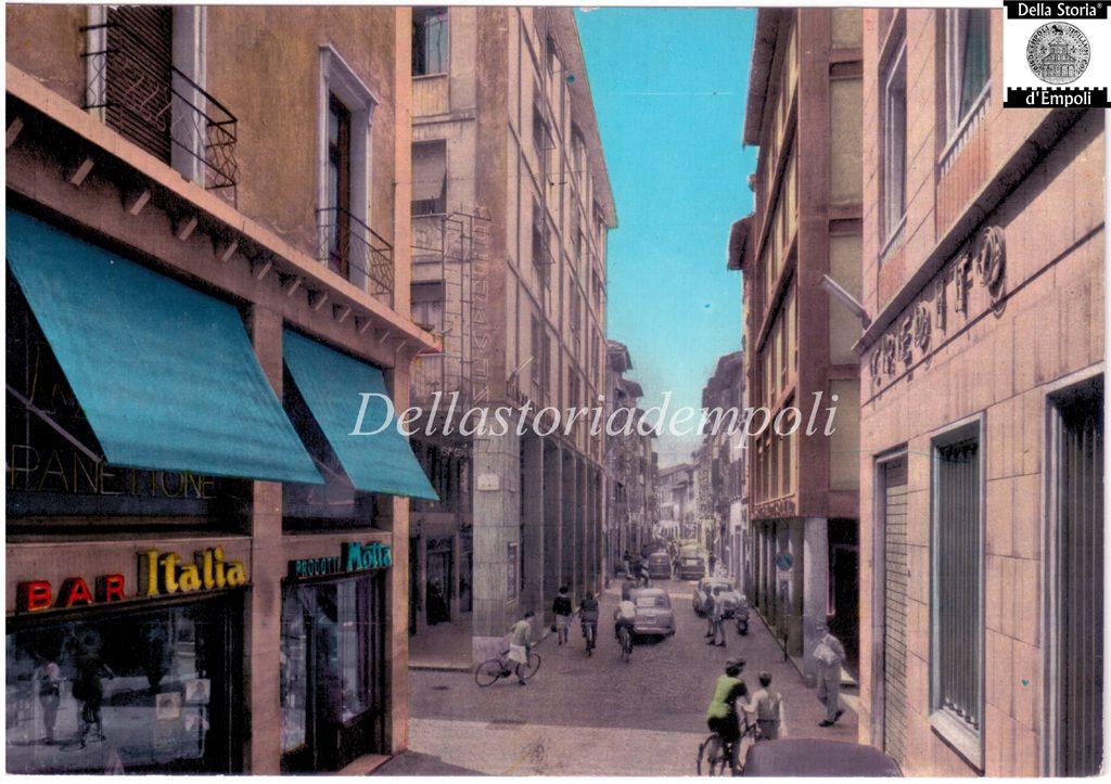Empoli – Via Del Giglio Incrocio Via Ridolfi
