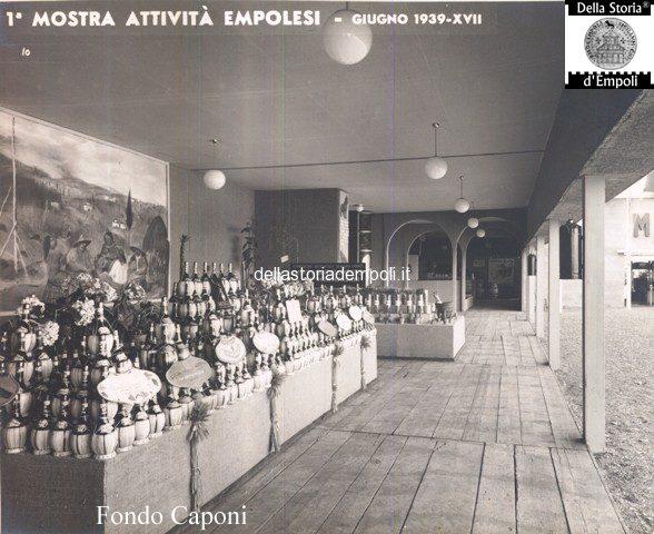 Fondo Caponi Empoli, Vol 2 Pagina 13: Arte E Prodotti Locali Alla Mostra Delle Attività Empolesi 1939