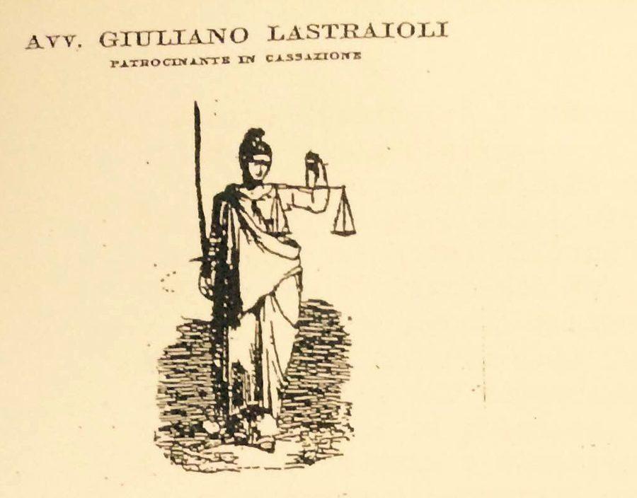Giuliano Lastraioli Patrocinante