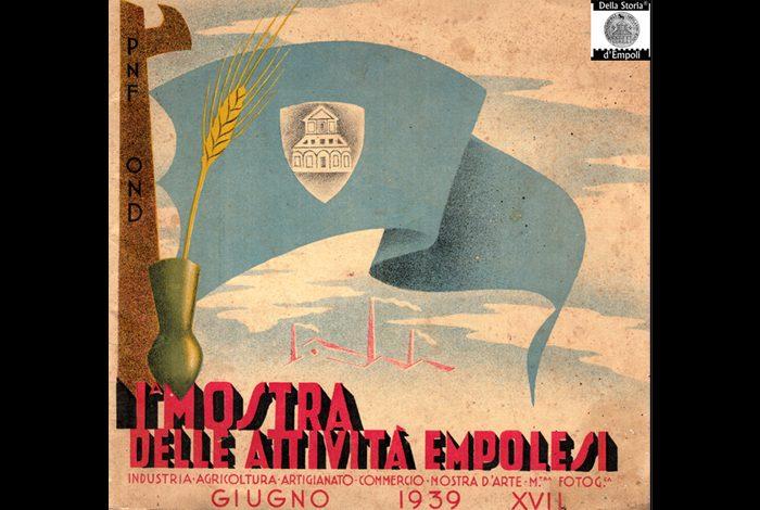"""Catalogo """"Mostra Attività Empolesi Del Giugno 1939"""""""