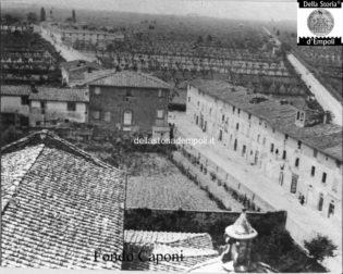Panorama dal tetto della chiesa di S. Maria