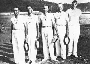 Squadra tamburello 1935
