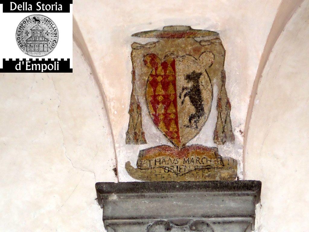 Stemma Famiglia Marchetti (ramo Pistoiese)