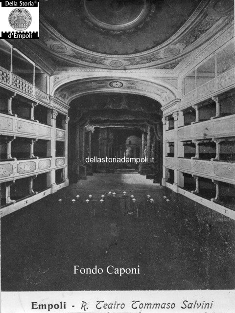 Fondo Caponi Empoli, Vol 1 Pagina 1:  I Manufatti Simbolo Della Empoli Che Fu
