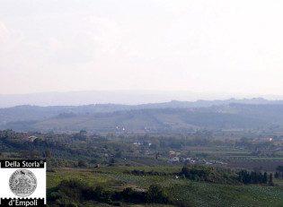 Valdelsa vista dal Monterappoli