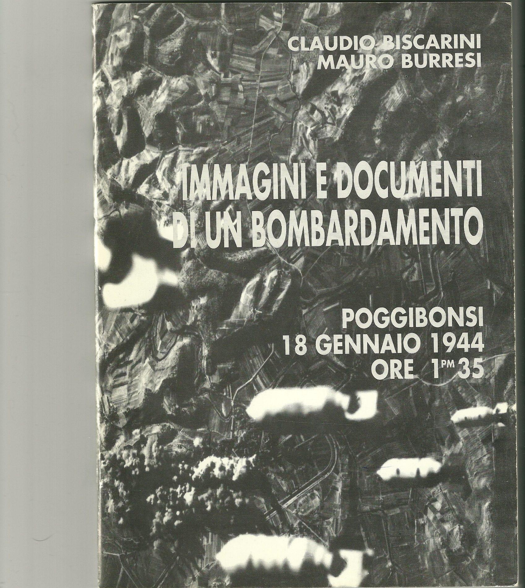 Claudio Biscarini: Bombs Away!