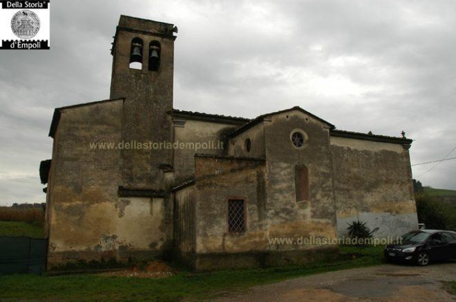 Chiesa di San Bartolomeo a Brusciana