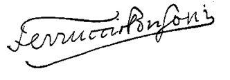 Firma Busoni