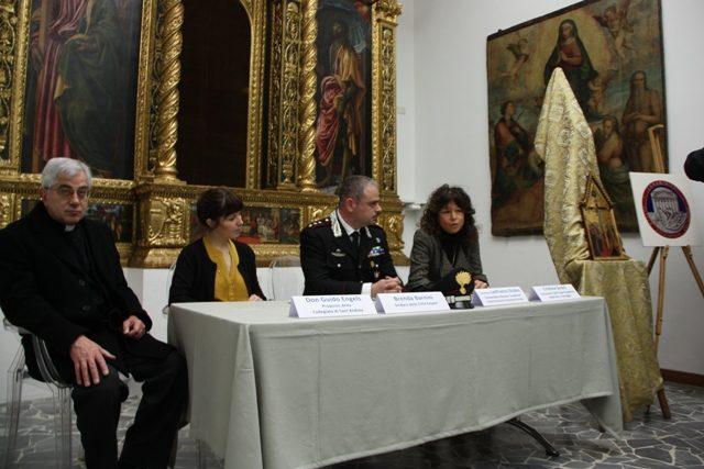 Museo Collegiata Empoli Consegna Opera11