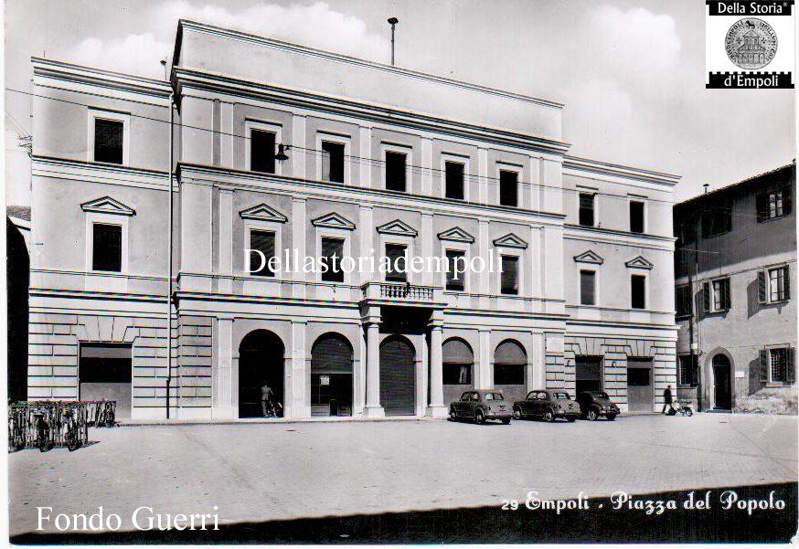 Empoli, Piazza Del Popolo…quella Vera!