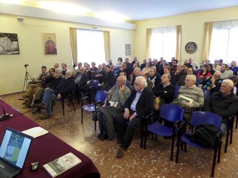 Presentato Il Libro Di GIULIANO LASTRAIOLI Alla Misericordia Di Empoli, 17/01/2015