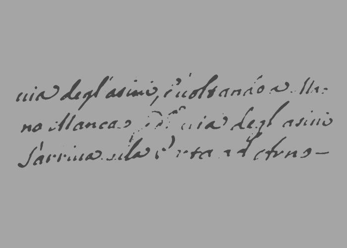 Empoli 1710: Indice Sintetico Degli Affittuari Per Cognome