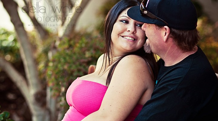 San Diego Maternity Photographer ~ Jen & Pat