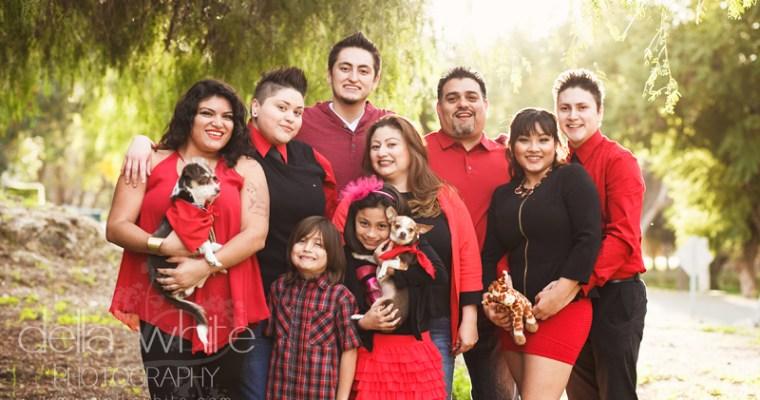 Family Photography in Riverside ~ Barron Family Photos at Fairmount Park