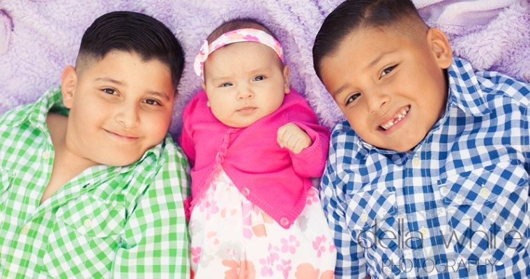 San Gabriel Valley Family Photography Session