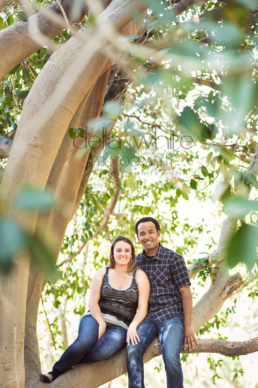 09 - Riverside Engagement Photography