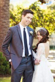 civil ceremony wedding photos
