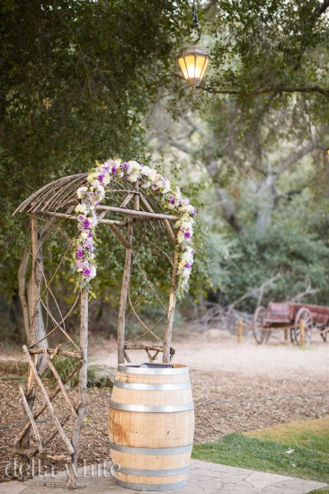 rustic arch temecula creek inn stone house