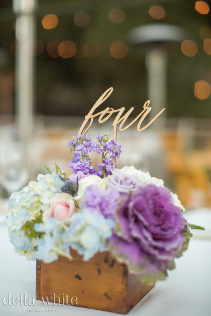 table centerpiece wedding reception
