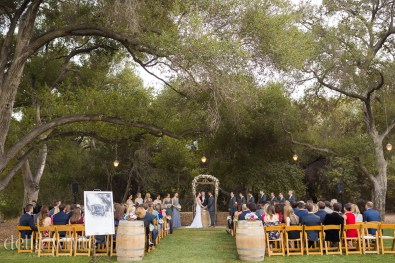 stone house at temecula creek inn ceremony