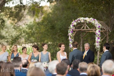 beautiful ceremony setting temecula