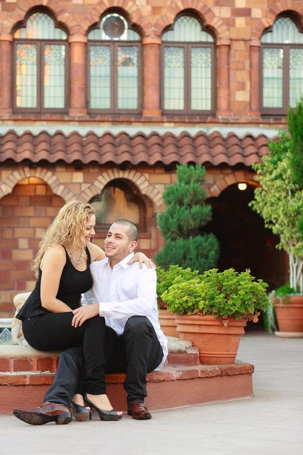 weddings at mission inn riverside engagement