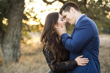 engagement session in temecula, ca