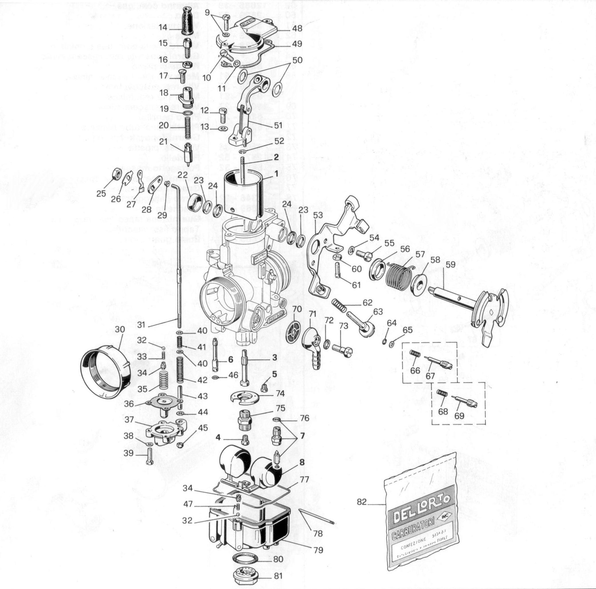 Phbr Parts Diagram