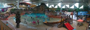 Kalahari Waterpark Safari Package as presented by Meadowbrook Resort & Dells Packages in Wisconsin Dells