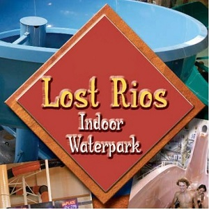 Lost Rios & Adventure Lagoon Waterparks as presented by Meadowbrook Resort & Dells Packages in Wisconsin Dells