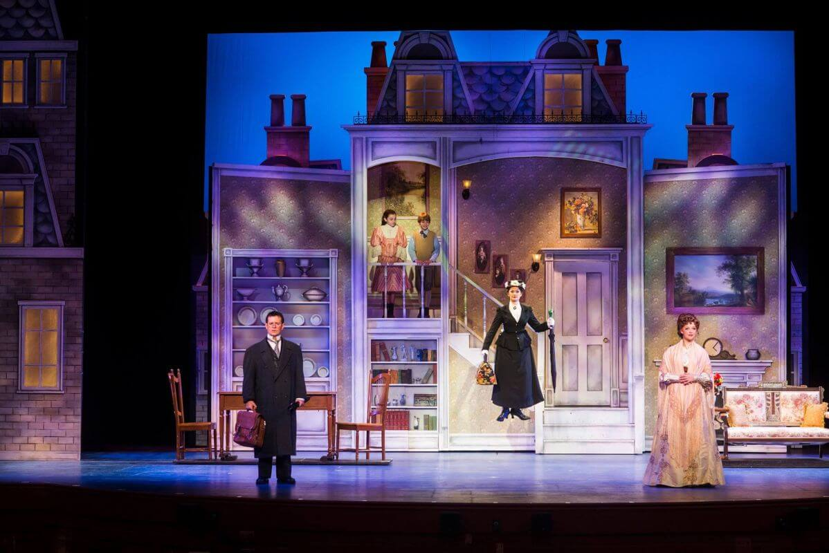 Palace Theater In The Dells Mary Poppins Photos