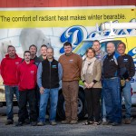 The Service Team at Dells' Heating & Plumbing