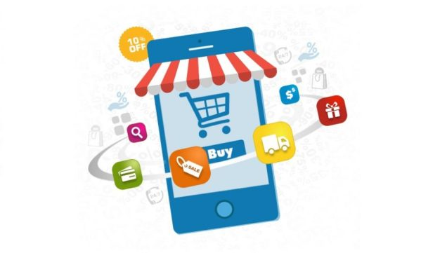 The growth of M-Commerce - Mobile E-Commerce