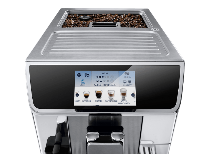 fully automatic coffee machines de